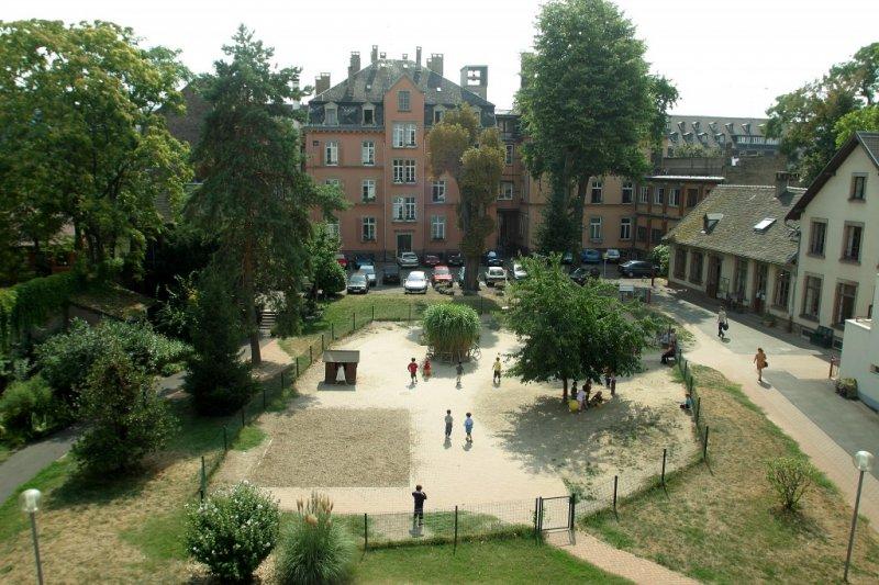Strasbourg – EHPAD Emmaüs-Diaconesses Centre Ville