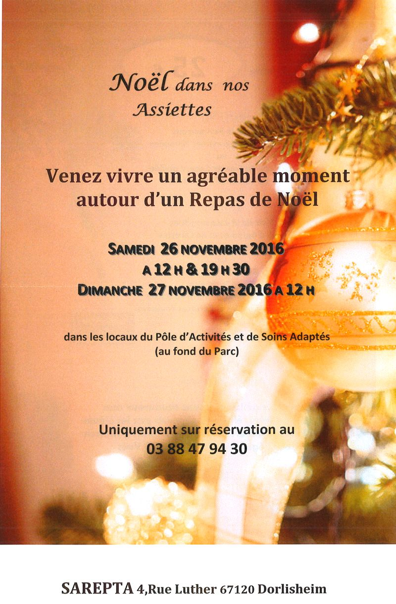 Invitation au repas de nol de sarepta alliance st thomas seniors invitation au repas de nol de sarepta stopboris